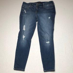 Torrid Blue Jeans size 18R